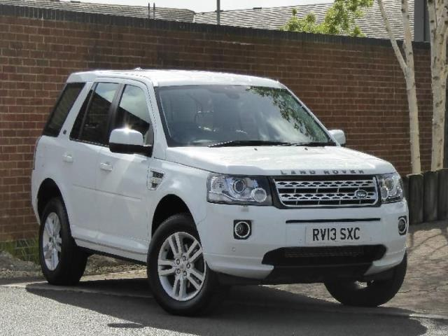 Land Rover Freelander 2.2 2013 photo - 5