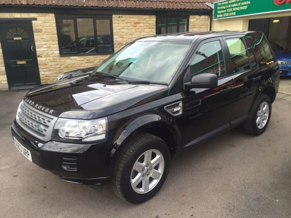 Land Rover Freelander 2.2 2013 photo - 6