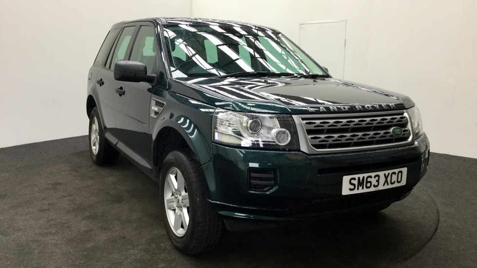 Land Rover Freelander 2.2 2013 photo - 8