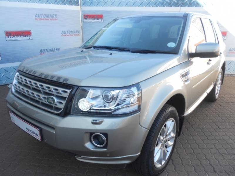 Land Rover Freelander 2.2 2013 photo - 9