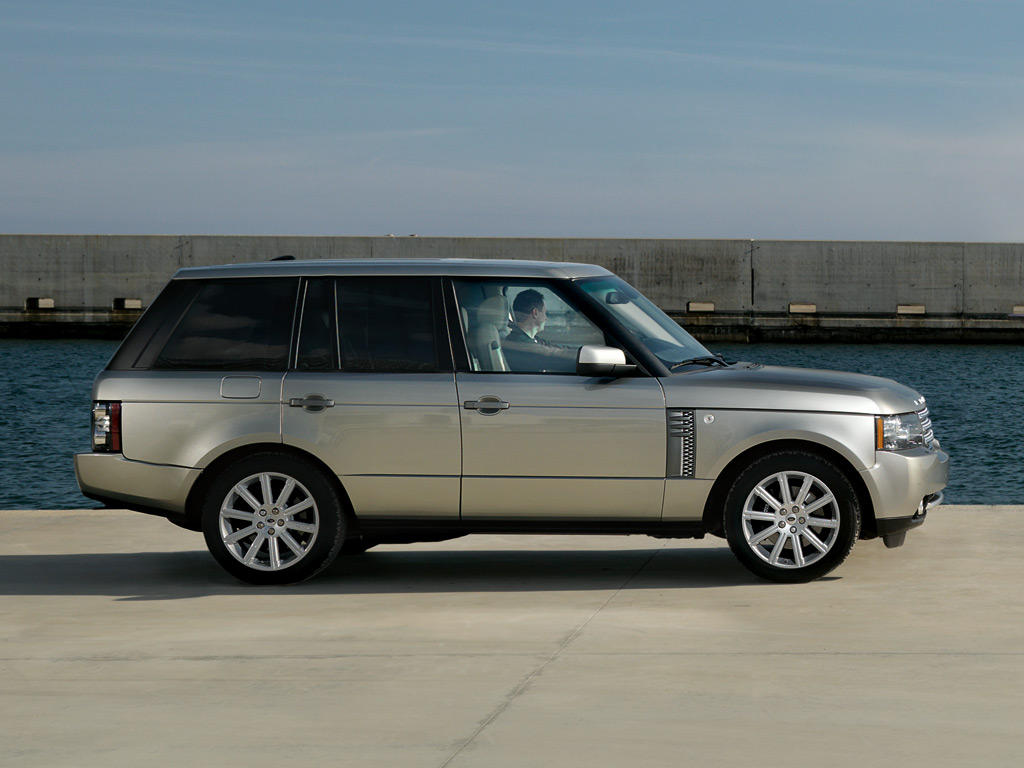 Land Rover Range Rover 2.9 2006 photo - 8
