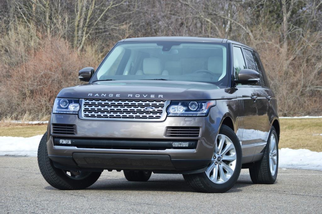 Land Rover Range Rover 3.0 2013 photo - 1
