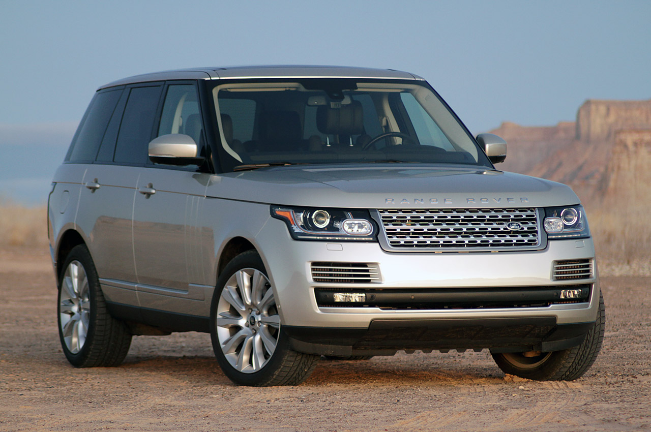 Land Rover Range Rover 3.0 2013 photo - 12