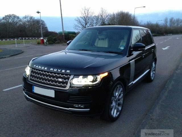 Land Rover Range Rover 3.0 2013 photo - 2
