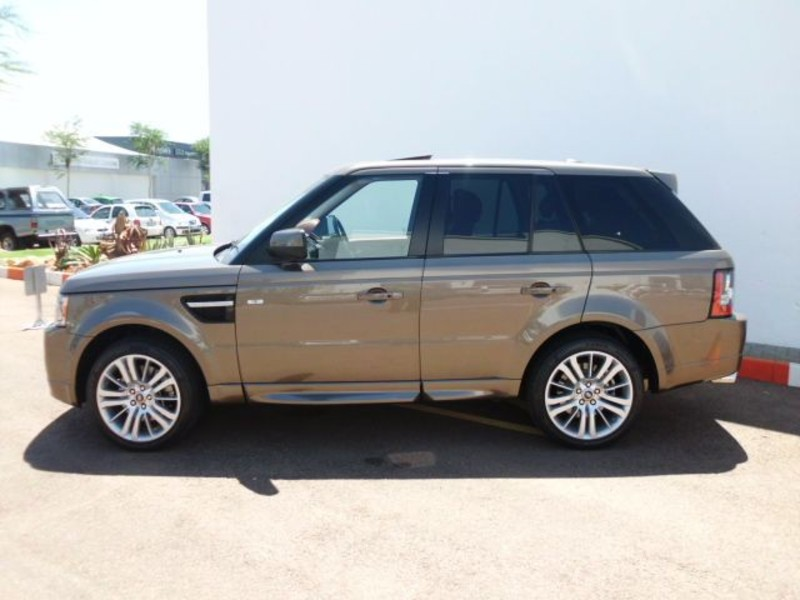 Land Rover Range Rover 3.0 2013 photo - 4