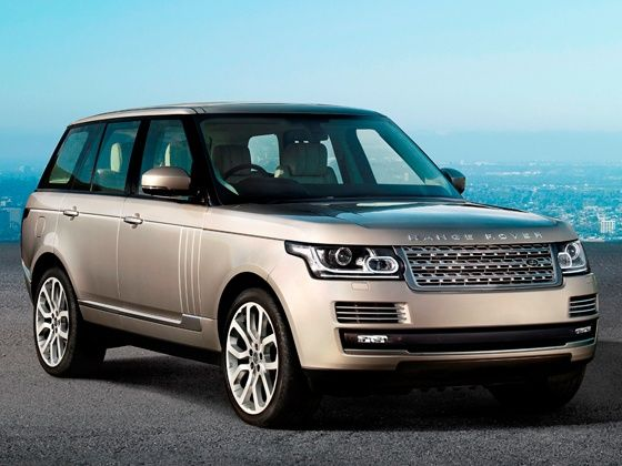 Land Rover Range Rover 3.0 2013 photo - 5