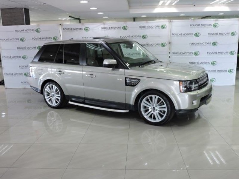 Land Rover Range Rover 3.0 2013 photo - 6