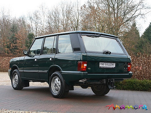 Land Rover Range Rover 3.9 1992 photo - 1