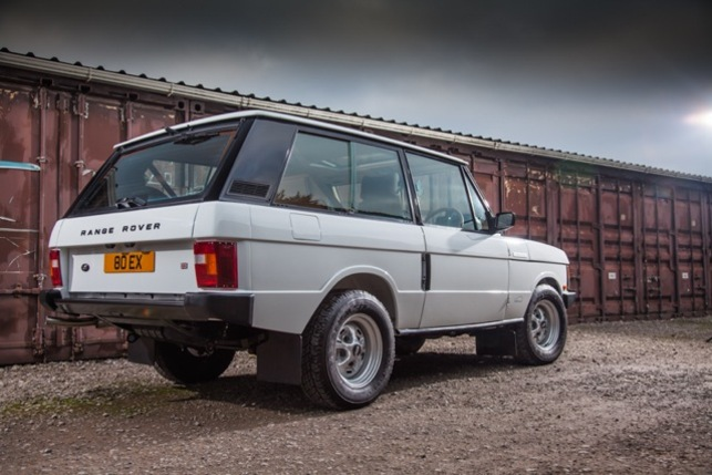 Land Rover Range Rover 3.9 1992 photo - 10