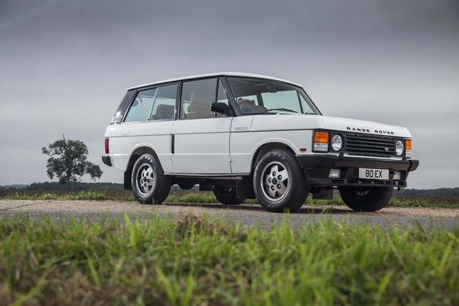 Land Rover Range Rover 3.9 1992 photo - 11