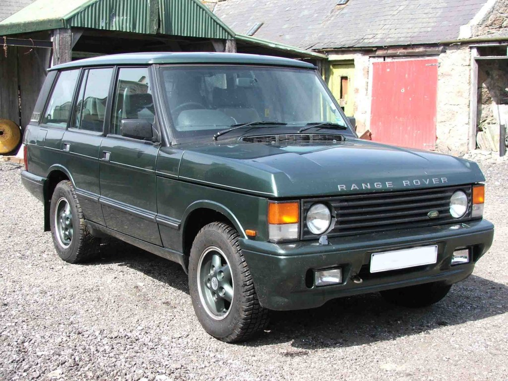 Land Rover Range Rover 3.9 1992 photo - 12