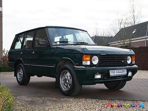 Land Rover Range Rover 3.9 1992 photo - 2