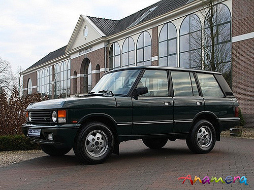 Land Rover Range Rover 3.9 1992 photo - 3