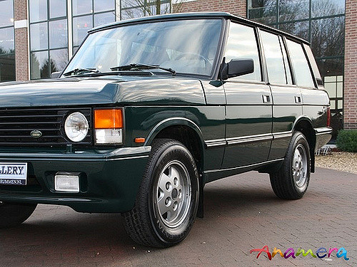 Land Rover Range Rover 3.9 1992 photo - 4