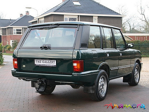 Land Rover Range Rover 3.9 1992 photo - 5