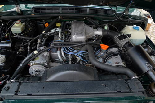 Land Rover Range Rover 3.9 1992 photo - 6