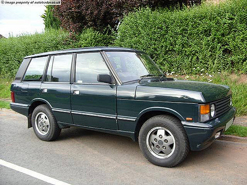 Land Rover Range Rover 3.9 1992 photo - 7