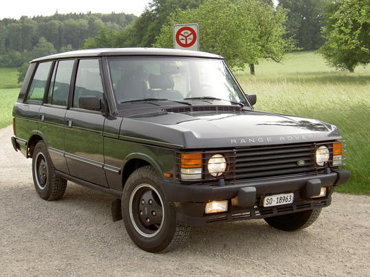 Land Rover Range Rover 3.9 1998 photo - 1
