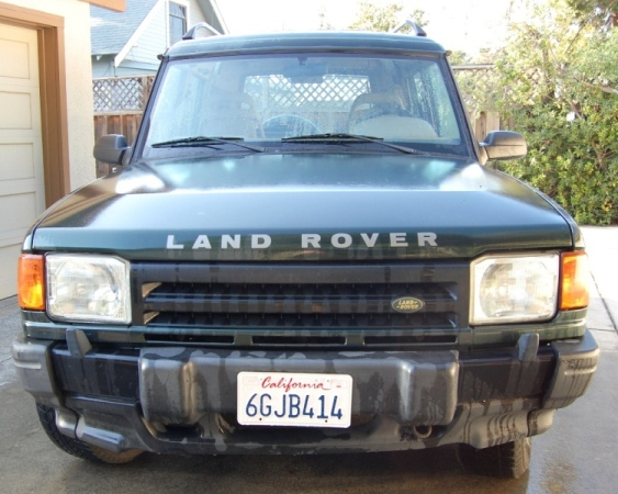 Land Rover Range Rover 3.9 1998 photo - 12
