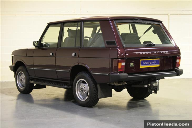 Land Rover Range Rover 3.9 1998 photo - 2