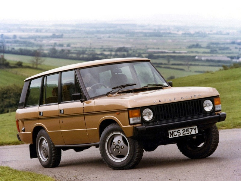 Land Rover Range Rover 3.9 1998 photo - 5