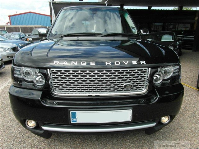 Land Rover Range Rover 4.2 2005 Technical specifications | Interior