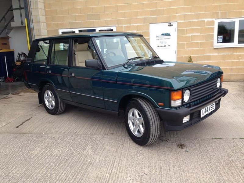 Land Rover Range Rover 4.3 1993 photo - 1