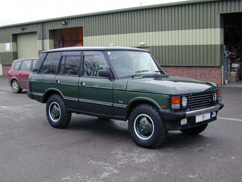 Land Rover Range Rover 4.3 1993 photo - 3