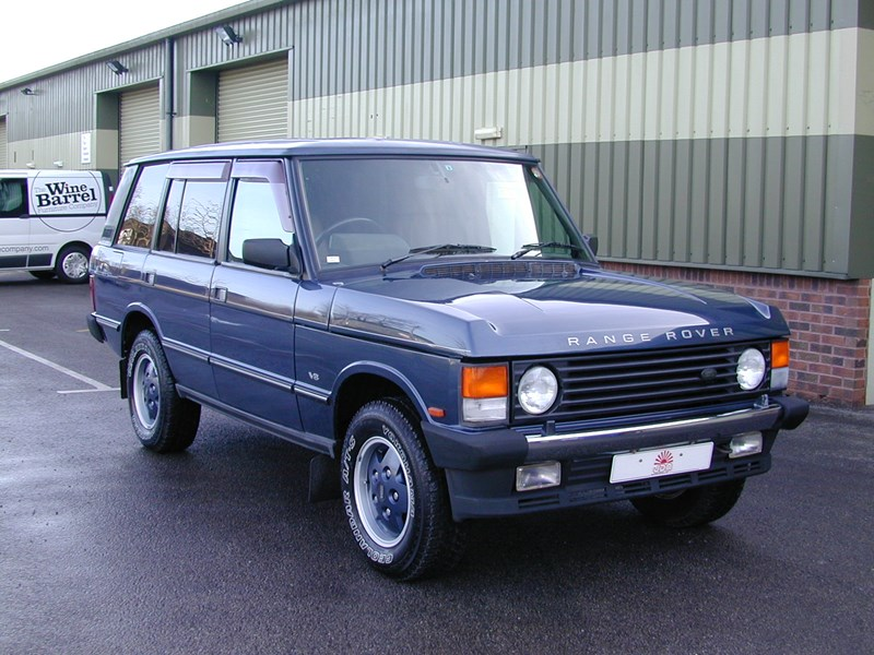 Land Rover Range Rover 4.3 1993 photo - 4