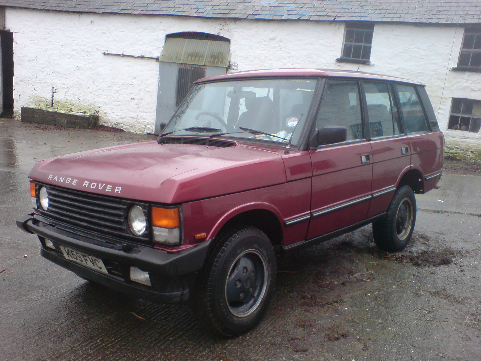 Land Rover Range Rover 4.3 1993 photo - 8