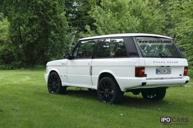 Land Rover Range Rover 4.3 1993 photo - 9