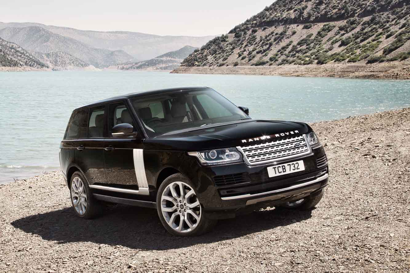 Land Rover Range Rover 4.4 2013 photo - 1