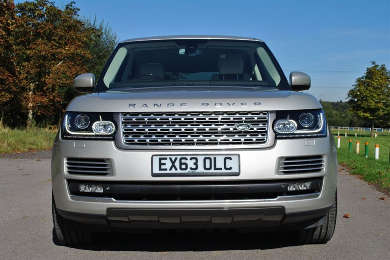 Land Rover Range Rover 4.4 2013 photo - 10