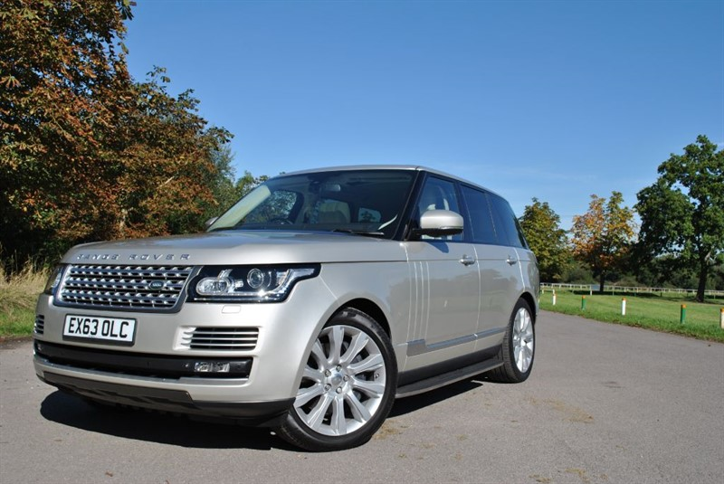 Land Rover Range Rover 4.4 2013 photo - 11