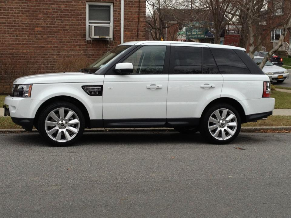 Land Rover Range Rover 4.4 2013 photo - 3