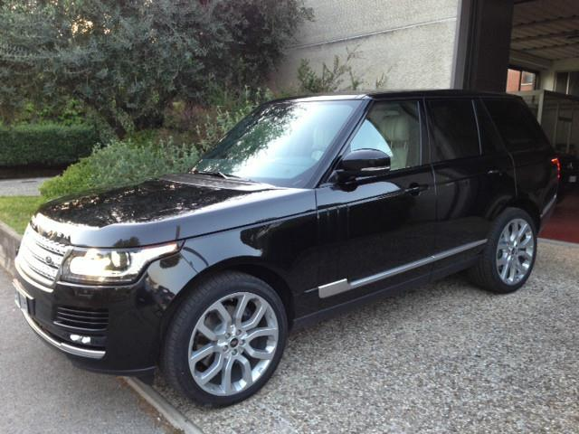 Land Rover Range Rover 4.4 2013 photo - 4