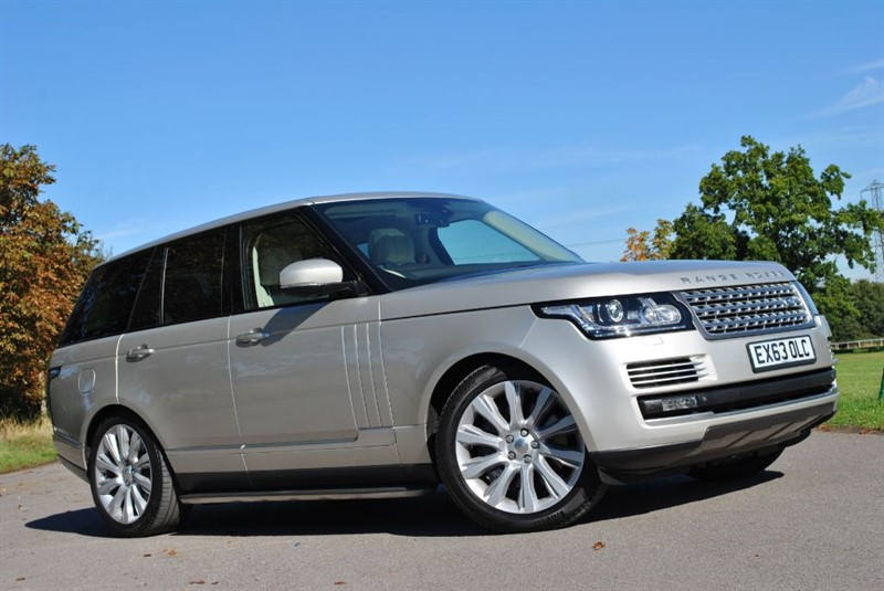 Land Rover Range Rover 4.4 2013 photo - 6