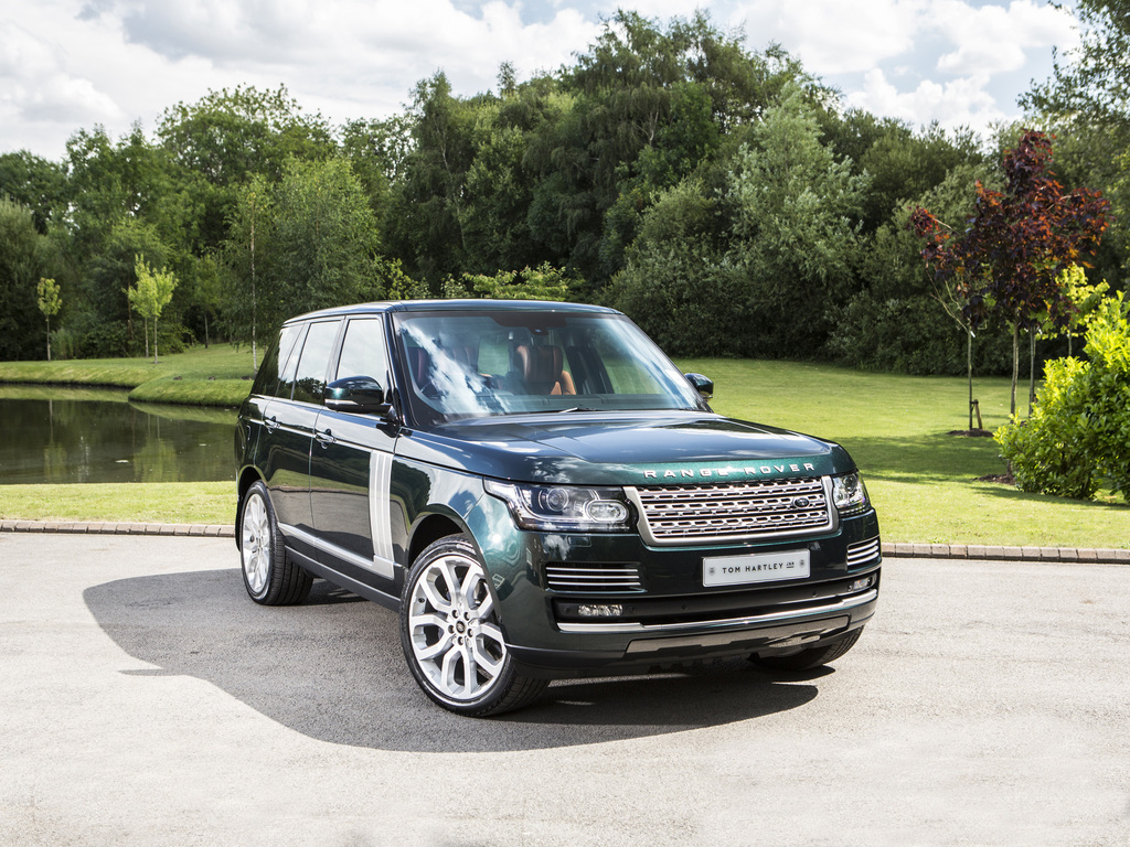 Land Rover Range Rover 4.4 2013 photo - 7