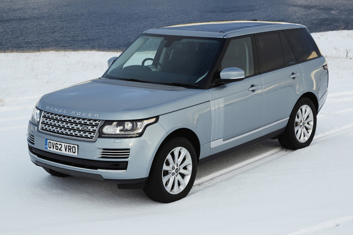 Land Rover Range Rover 4.4 2013 photo - 8
