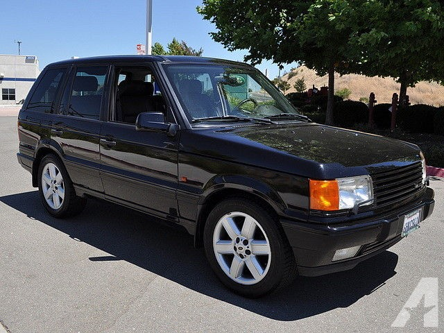 Land Rover Range Rover 4.6 1997 photo - 1