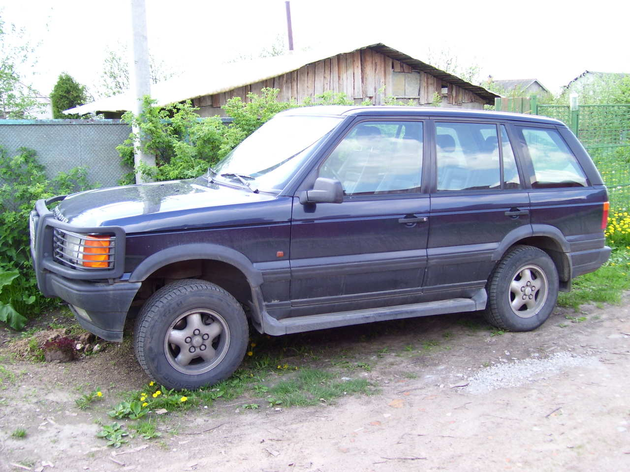 Land Rover Range Rover 4.6 1997 photo - 10