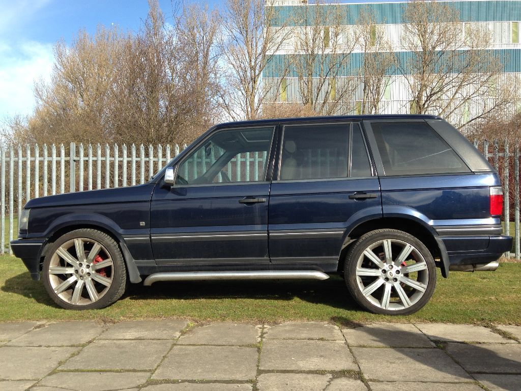 Land Rover Range Rover 4.6 1997 photo - 11