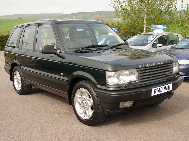 Land Rover Range Rover 4.6 1997 photo - 3