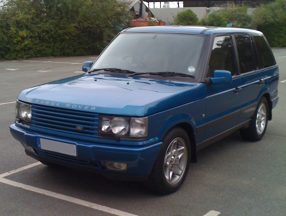 Land Rover Range Rover 4.6 1997 photo - 4