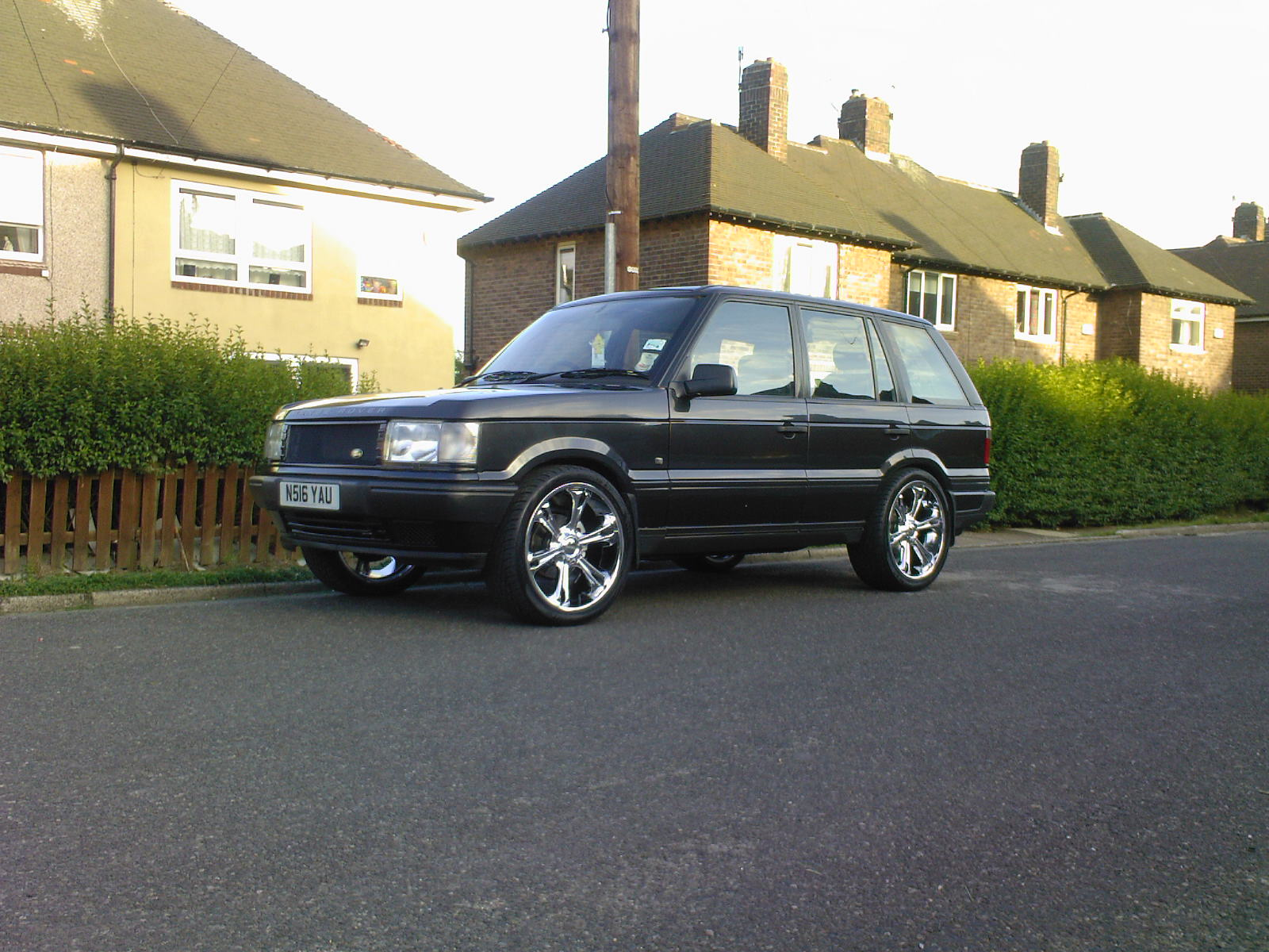Land Rover Range Rover 4.6 1997 photo - 5