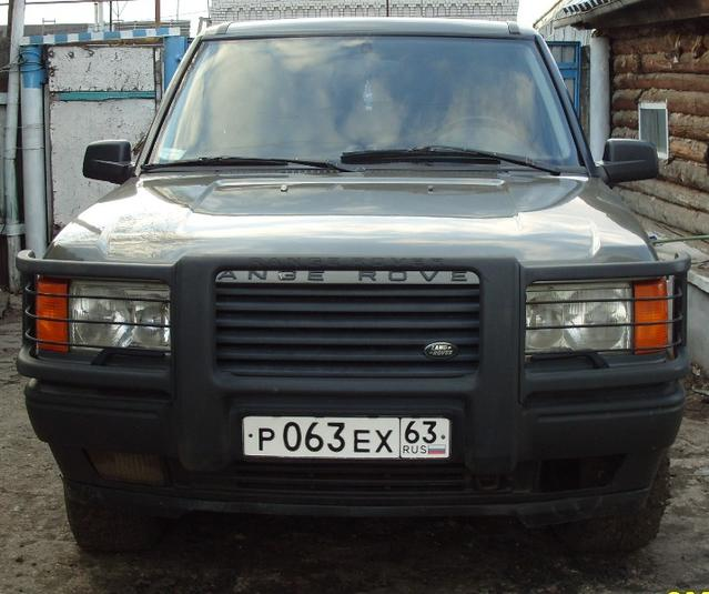 Land Rover Range Rover 4.6 1997 photo - 8