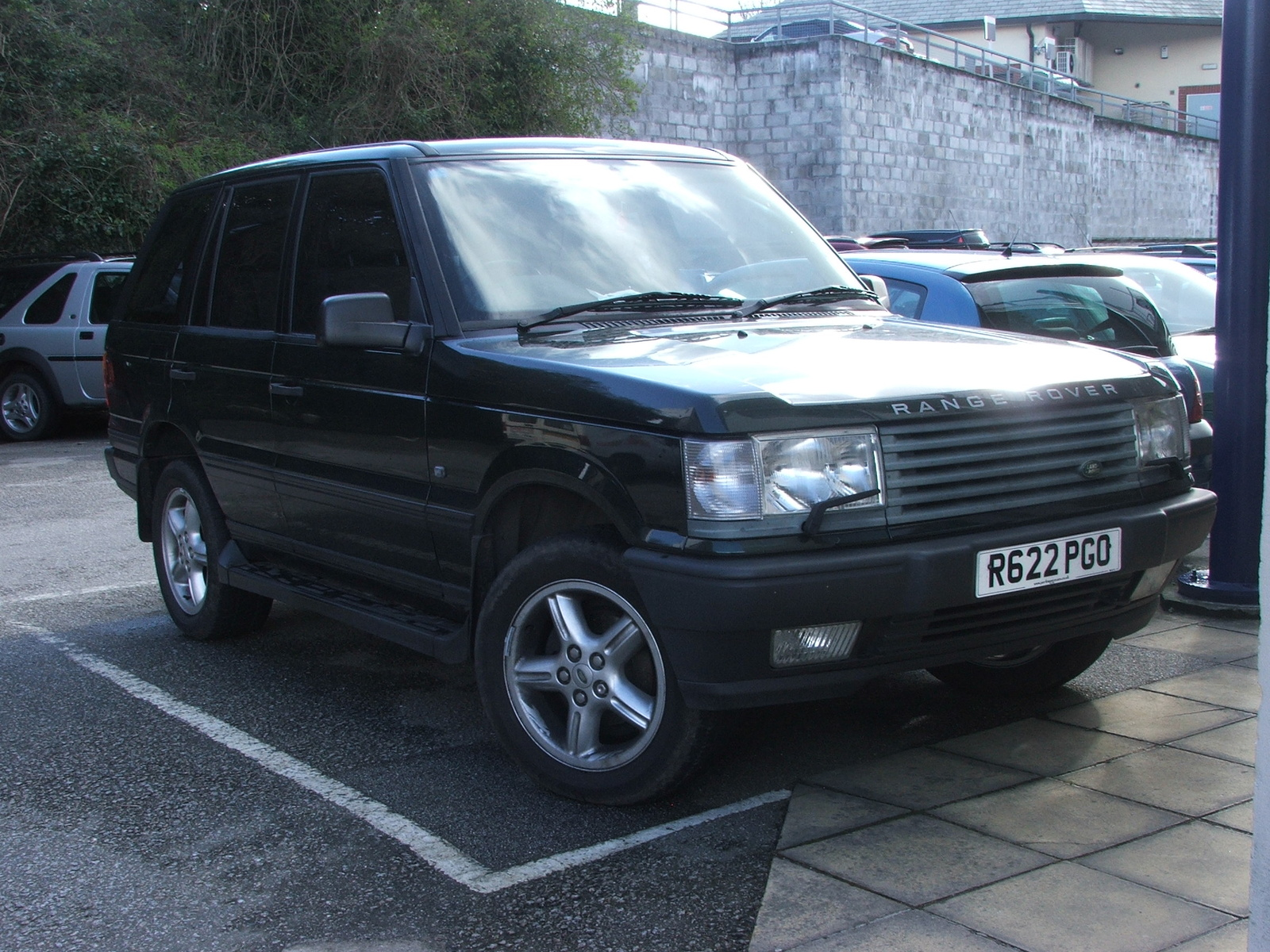 Land Rover Range Rover 4.6 1997 photo - 9