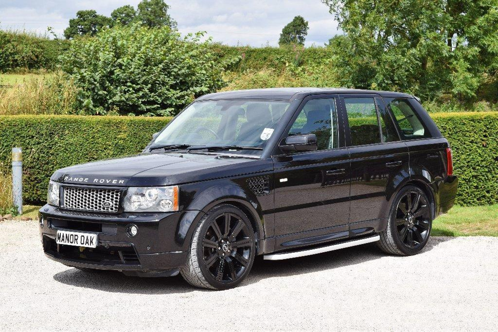 Land Rover Range Rover Sport 3.6 2009 photo - 10