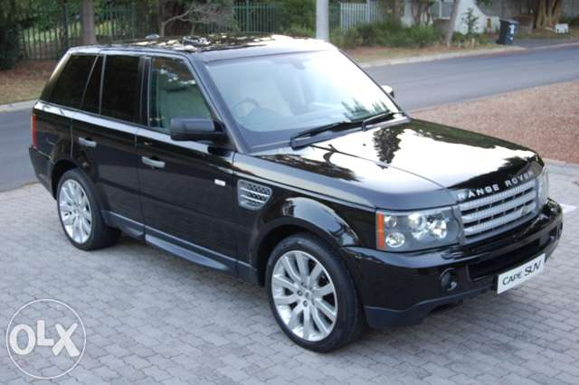 Land Rover Range Rover Sport 3.6 2009 photo - 11