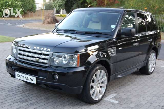 Land Rover Range Rover Sport 3.6 2009 photo - 12